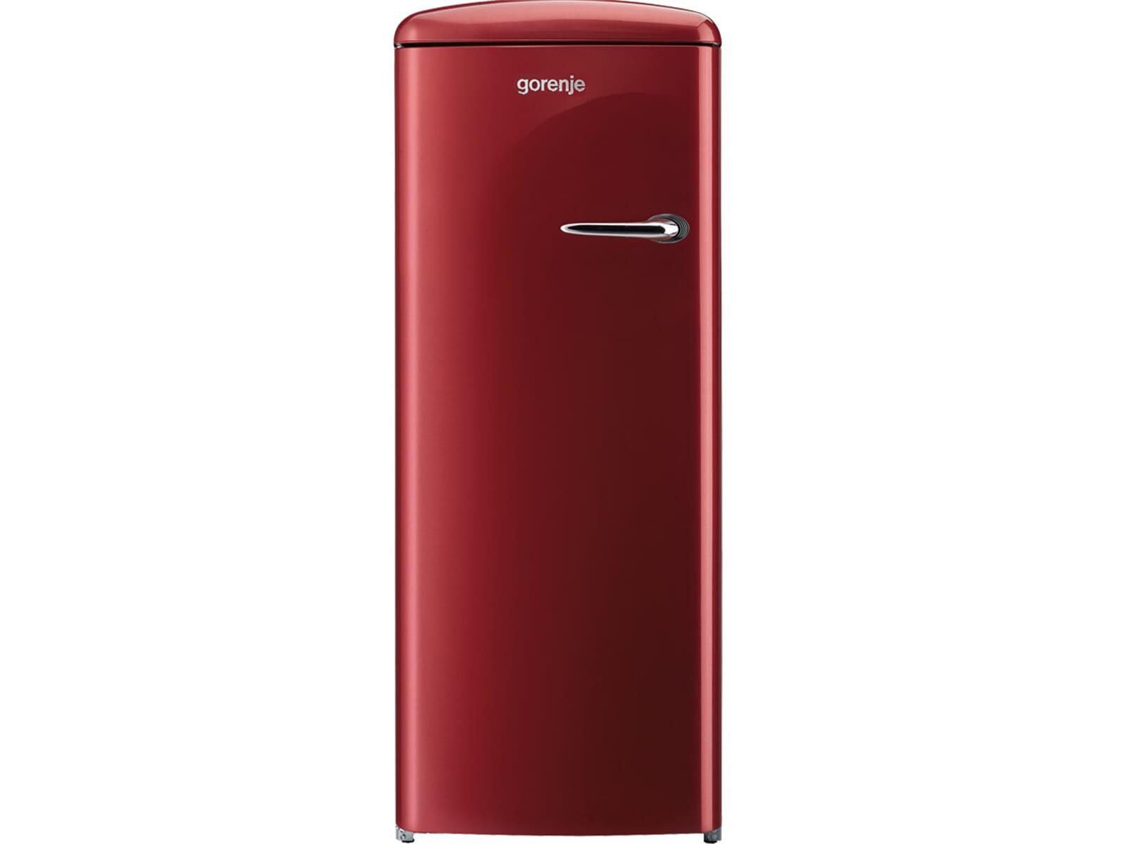 Retro Kühlschrank Rot Gorenje : Perfekt gorenje kühl retro rk für je statt sehr