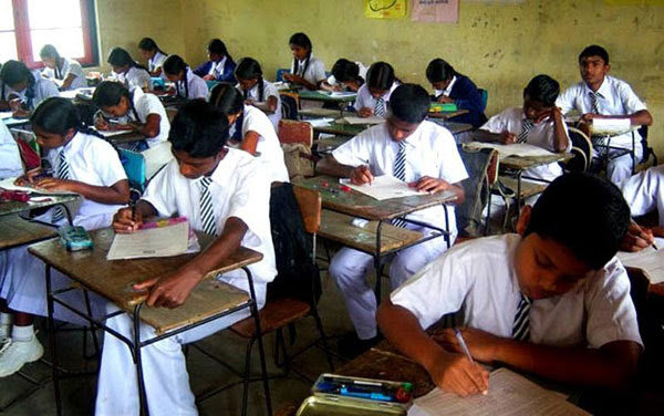 A/L and Grade 5 scholarship examination tuition classes banned