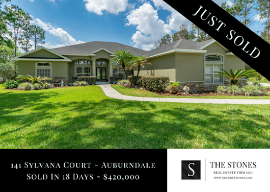JUST SOLD: 141 Sylvana Court in Auburndale Florida - The Stones Real Estate Firm