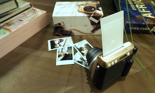 Michael Kors has teamed up with photography brand Fujifilm on a new instant film camera. The MICHAEL...