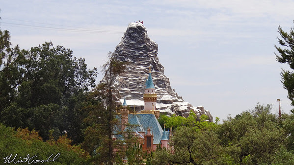 Disneyland Resort, Disneyland, Sleeping Beauty Castle, Mark Twain, Matterhorn, Limited, Time, Magic
