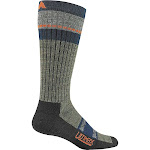 Wigwam Pikes Peak Pro Sock - Medium - Olive Green Heather