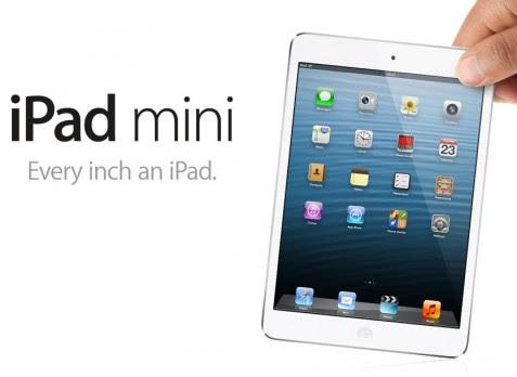 ipad mini apple الآيباد ميني بدقة الريتينا سيصل الربع الثالث