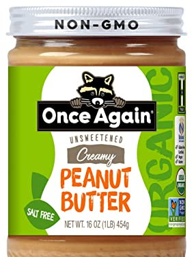 Once Again Peanut Butter Review