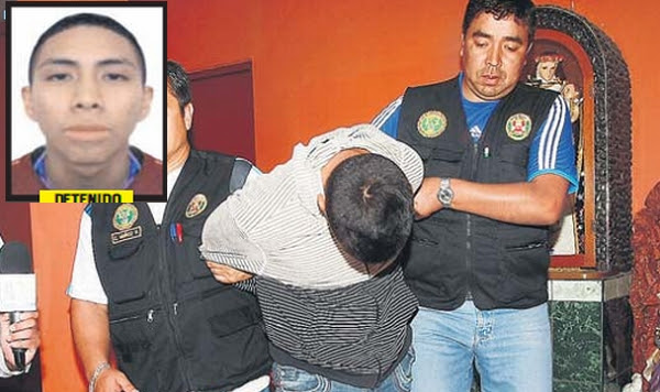 La Policía le atribuyen dos homicidios.(USI)