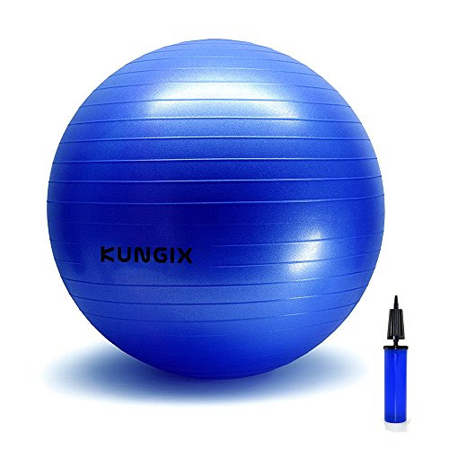 Balance Ball For Weight Loss: Best Aerobic Exercise Home Without Equipment Uk 2017