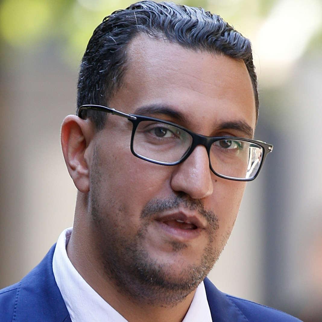M'jid El Guerrab, député de La République en marche, à Paris, le 20 juin.