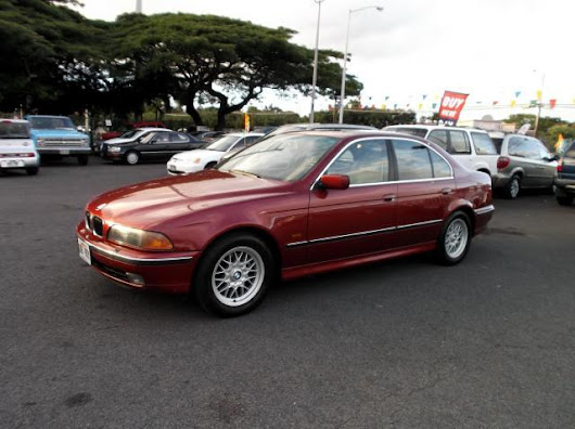 Used 1999 BMW 5-Series for Sale in Pearl City HI 96782 Shaka Boyz Auto Sales