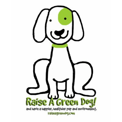 My Best Friend is a Green Dog T-shirt