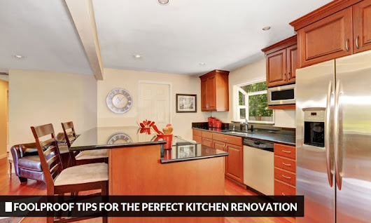 4 Foolproof Tips for the Perfect Kitchen Renovation: How Kitchen Solver's Franchise Can Help | Kitchen Solvers Franchise