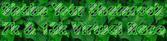 2011 Shake Your Shamrock Virtual Race