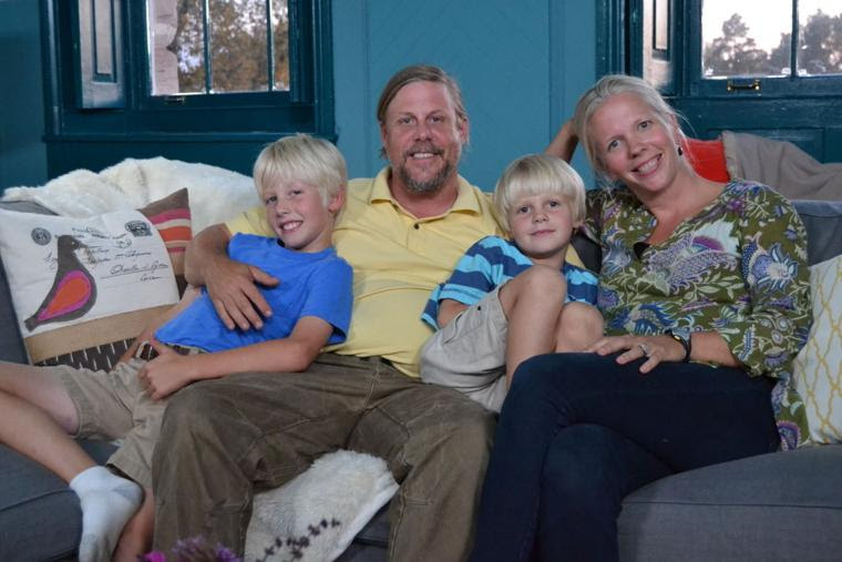 American Rehab: Virginia - The Emory family at Mount Airy