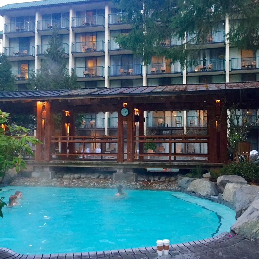 Getaway Harrison Hot Springs Resort  Modern Mama