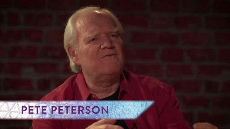 1 Pete Peterson