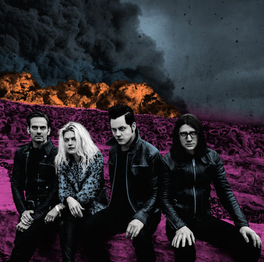 The Dead Weather are Resurrected, Announce New Album 'Dodge & Burn'
