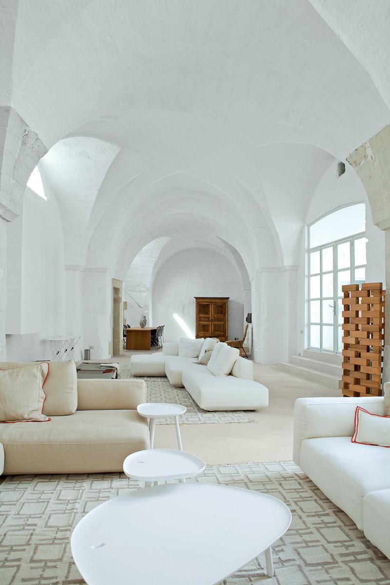 Habitar Modern Atende antiga em uma Casa de férias italiano renovado 2