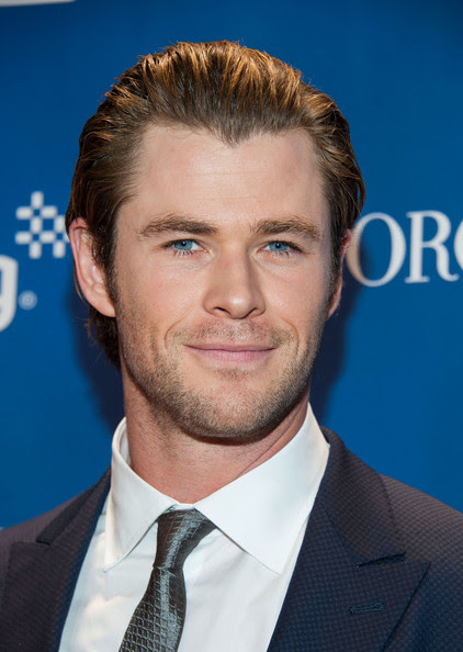 Chris Hemsworth  arrives at the 3nd Annual Sean Penn & Friends HELP HAITI HOME Gala Benefiting J/P HRO Presented By Giorgio Armani at Montage Hotel on January 11, 2014 in Los Angeles, California.