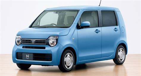honda  wgn  japans latest kei car carscoops