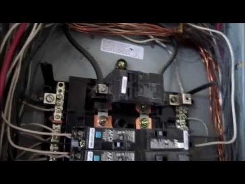 110 Breaker Box Wiring | schematic and wiring diagram