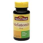 Nature Made Melatonin 3mg, 120 Tablets