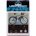 Lightweights 86 Piece Power Reflectors for Wheels, Silver