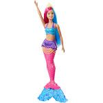 Barbie: Dreamtopia - Pink and Blue Hair Mermaid Doll