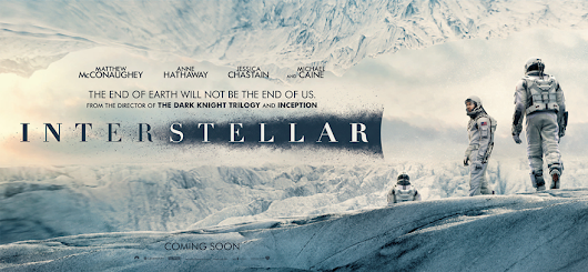 Interstellar in IMAX – Film in the digital age