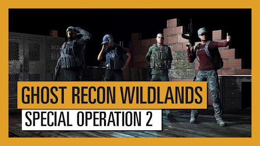 Special Operation 2 Is Coming To Ghost Recon Wildlands | Tech My Money