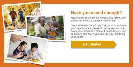 AARP Health Care Costs Calculator