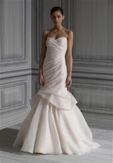 Monique Lhuillier Designer Wedding Dresses   OneWed