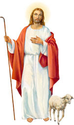 Chrystus jako pasterz