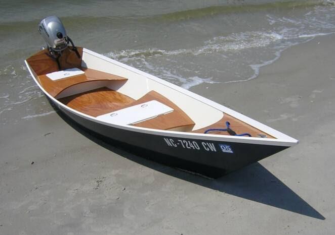 Stitch and glue dory boat plans ~ Jamson
