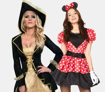 Partner Kostüme Damen