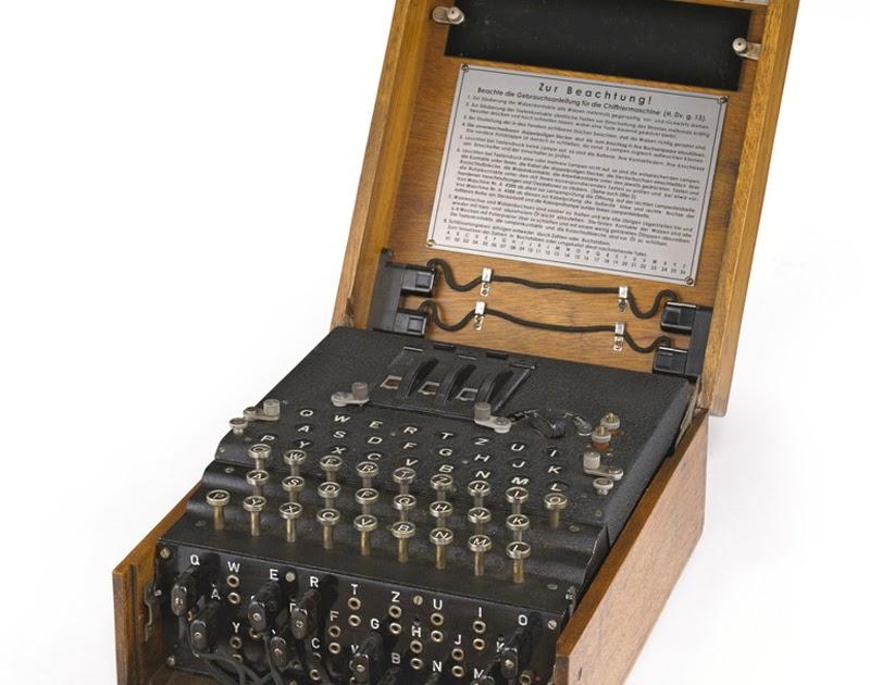 92 5 Rotor Enigma
