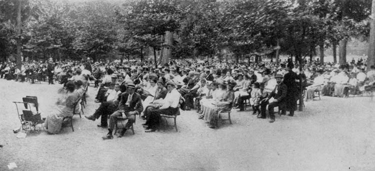 Concerts in Parks : NYC Parks
