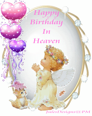 Clip Art For Nanna Happy Birthday In Heaven Nanna