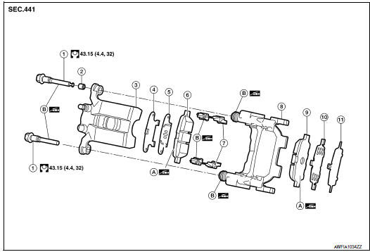 2016 Nissan Rogue Brake Pads ~ Perfect Nissan