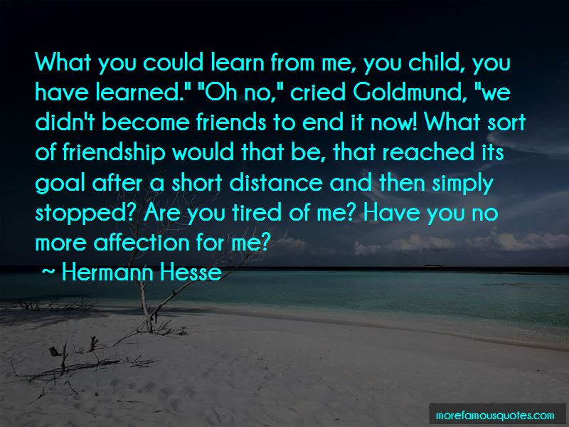 Quotes About The End Of A Friendship Top 38 The End Of A Friendship