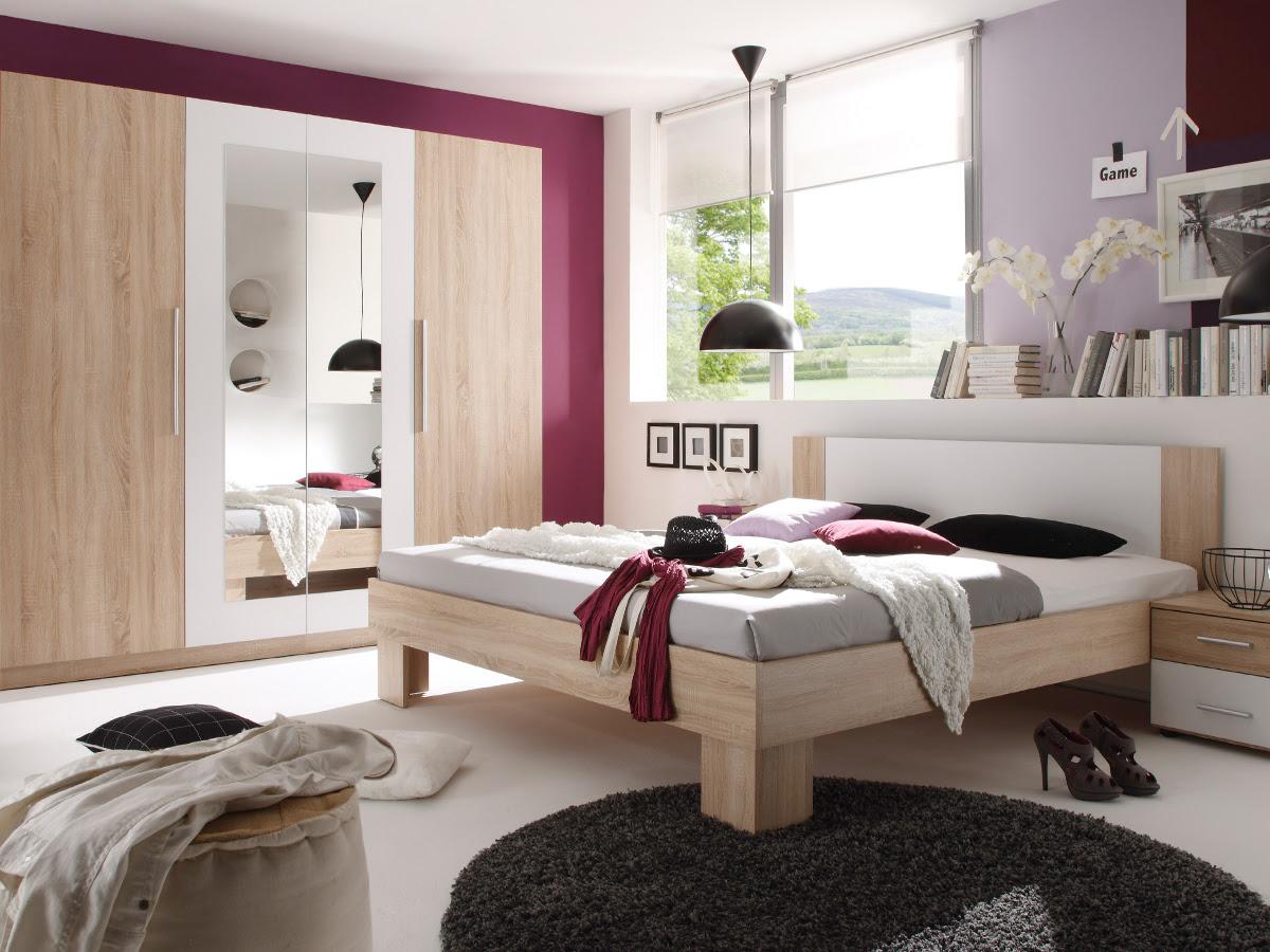 Komplette Schlafzimmer Set Mit Boxspringbett Komplettes ...