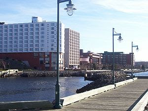 Sydney, Nova Scotia (photo taken by me)