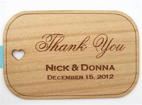 cheap Personalized names date Thank You Rustic Wedding