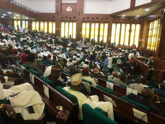 JUST IN: Nigerian Lawmaker Slumps And Dies