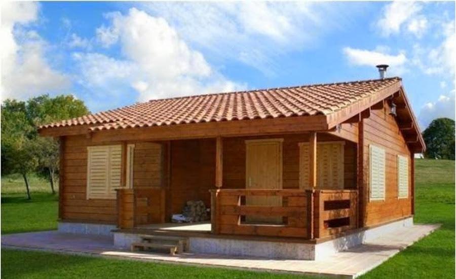 Casas de madera prefabricadas presupuesto casas prefabricadas - Bungalows de madera prefabricadas precios ...