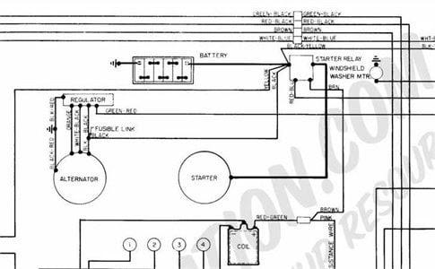 automotivewiringdiagram: 1972 Ford Wiring Diagram