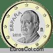Moneda de 1 euro de España (2a edicion)
