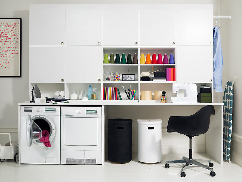 Electrolux Laundry Rooms | DigsDigs