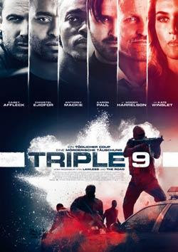 Triple 9 Filmplakat