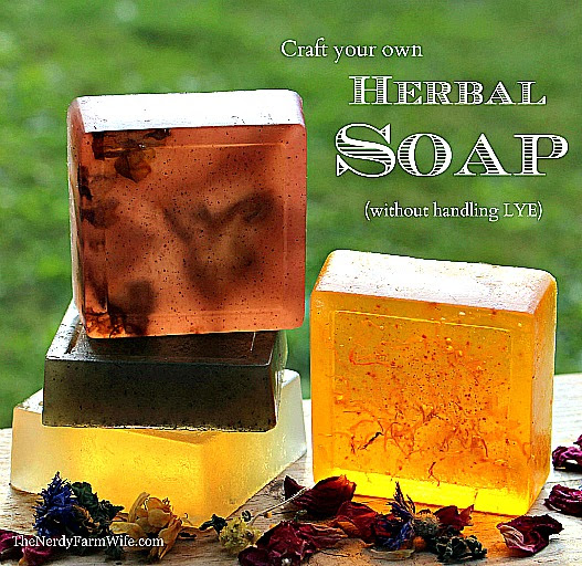 How to Make Soap Without Lye (Sort of) | Herbs and Oils Hub