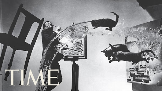 Dali Atomicus: Phillipe Halsman & Salvador Dali's Photography | 100 Photos | TIME - YouTube
