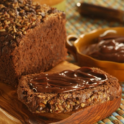 Delicious Chocolate Quick Bread